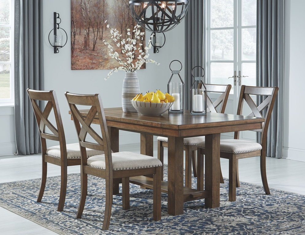 Wondrous Signature Design By Ashley Moriville Dining Room Extension Ncnpc Chair Design For Home Ncnpcorg