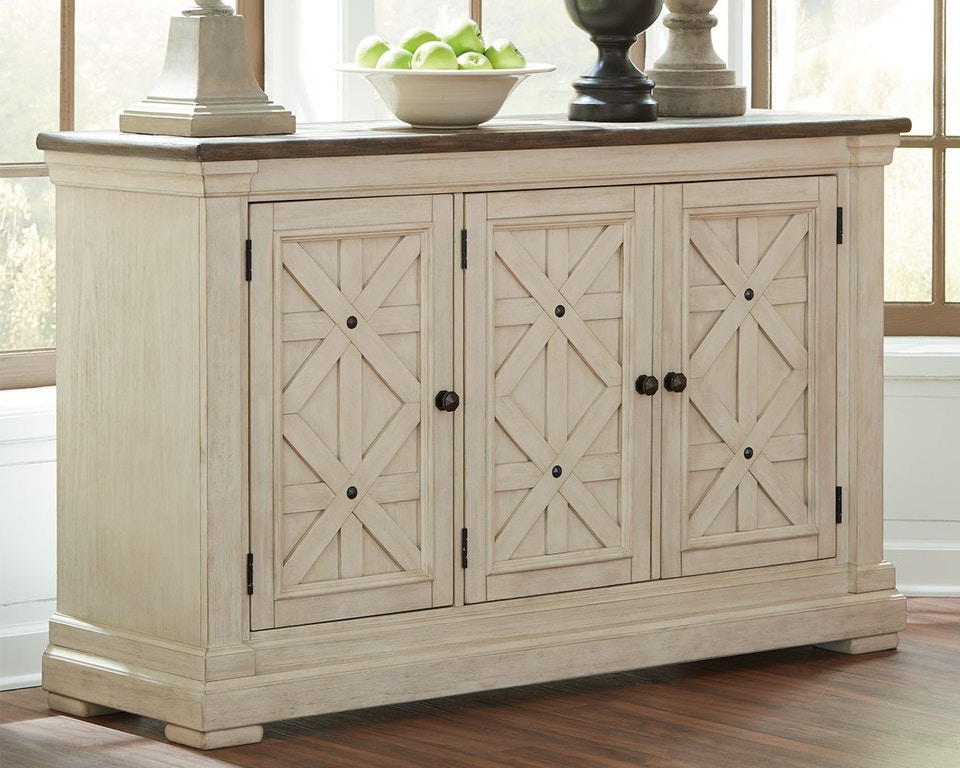 Ashley S Nest Decorating A Dining Room: Signature Design By Ashley Bolanburg Dining Room Server