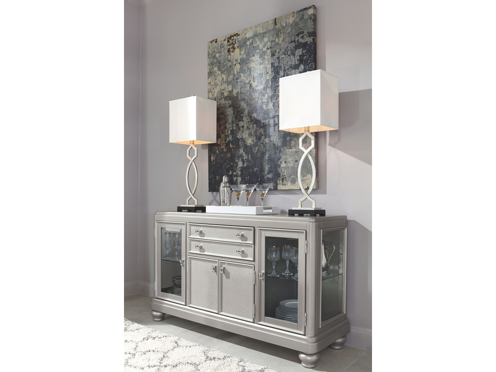 Ashley S Nest Decorating A Dining Room: Signature Design By Ashley Coralyne Dining Room Server