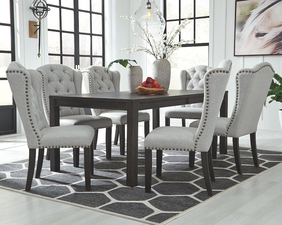 Ashley Jeanette Dining Room Table D702 25 Furniture Market Austin Tx