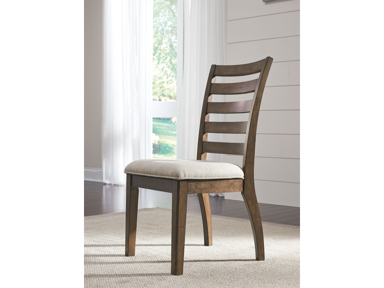 Signature Design By Ashley Dining Room UPH Side Chair D719 01 At The Furniture Mall