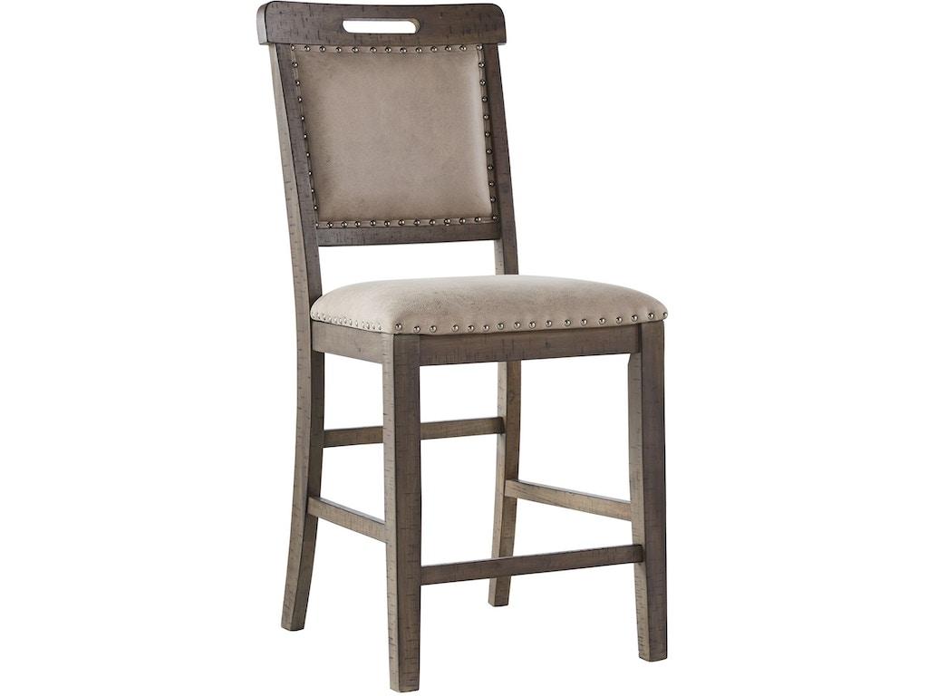 Fantastic Benchcraft Bar And Game Room Johurst Counter Height Bar Machost Co Dining Chair Design Ideas Machostcouk