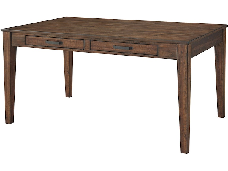 Magnificent Ashley Royard Dining Room Table Four States Furniture Download Free Architecture Designs Ogrambritishbridgeorg