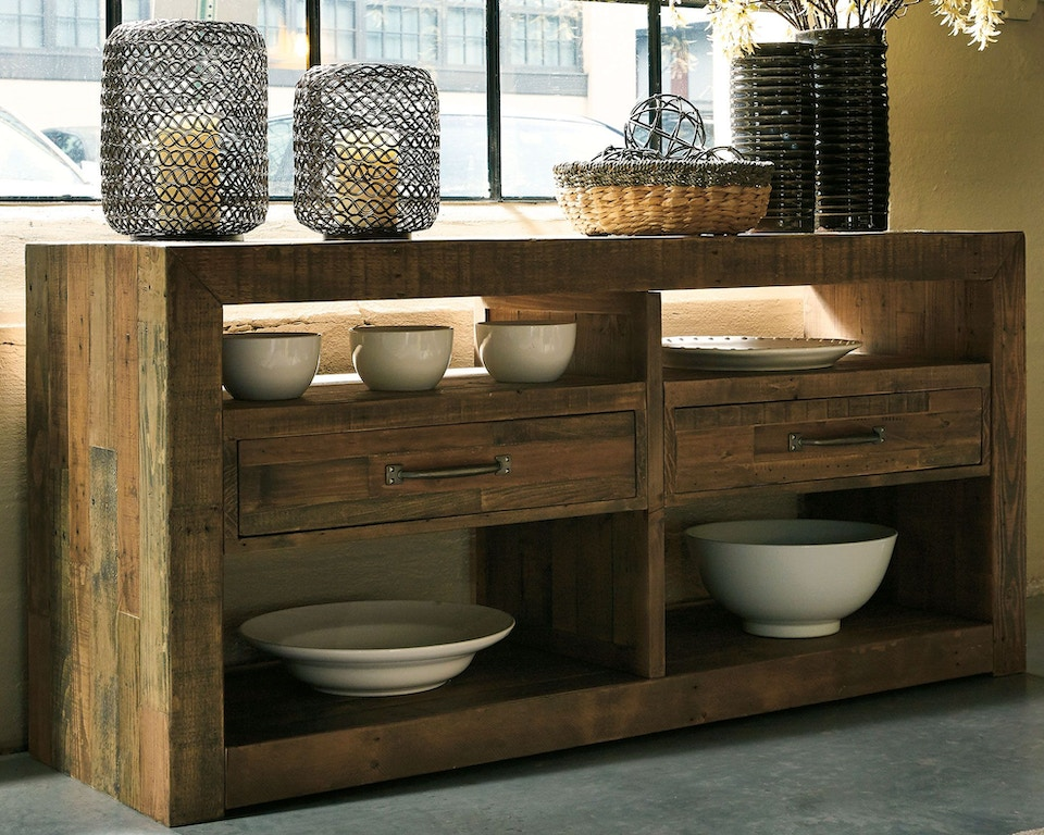 Ashley S Nest Decorating A Dining Room: Signature Design By Ashley Sommerford Dining Room Server