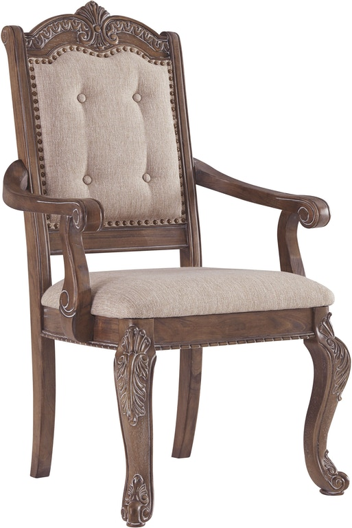 Signature Design By Ashley Charmond Dining Room Chair D803 01a Markson S Furniture Rochester