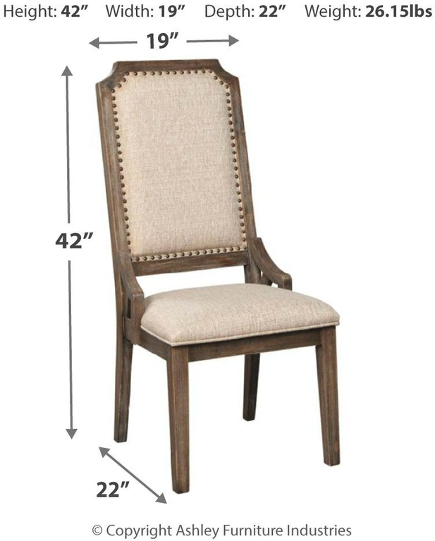 Dining Room Furniture Michigan: Signature Design By Ashley Wyndahl Dining Room Chair D813