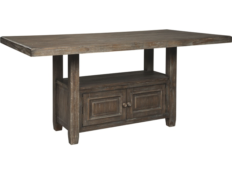 Signature Design By Ashley Wyndahl Counter Height Dining Room Table D813 32 Capital Discount