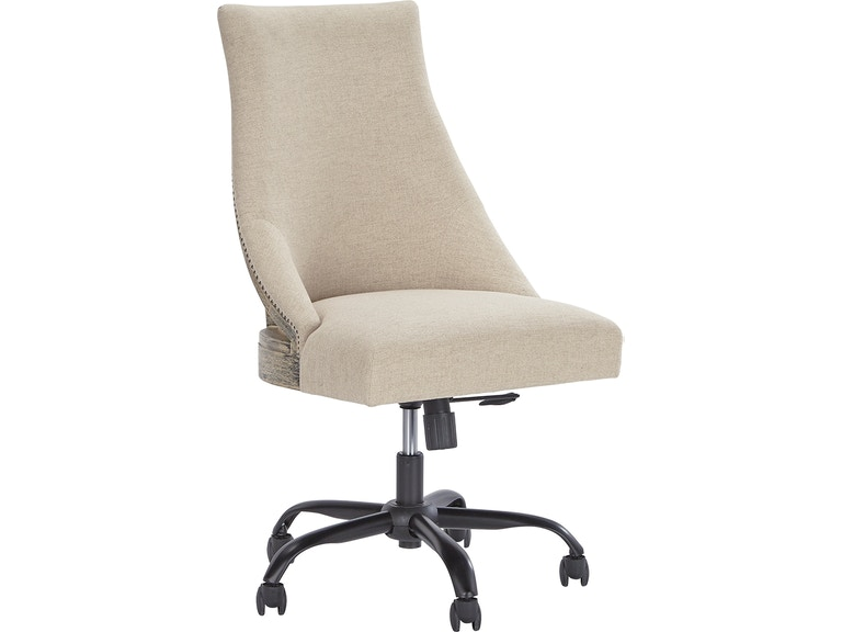 Signature Design By Ashley Office Chair Program Home Office Desk Chair Skaff Furniture Carpet One