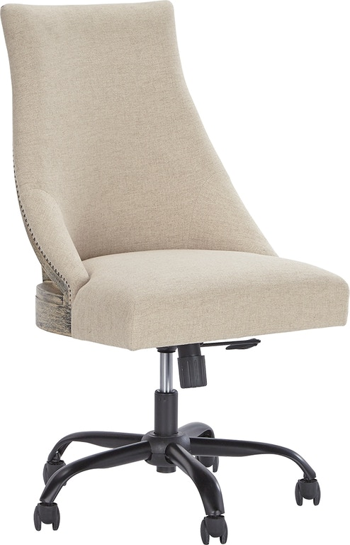 Signature Design By Ashley Office Chair Program Home Office Desk Chair H200 07 Budget Furniture