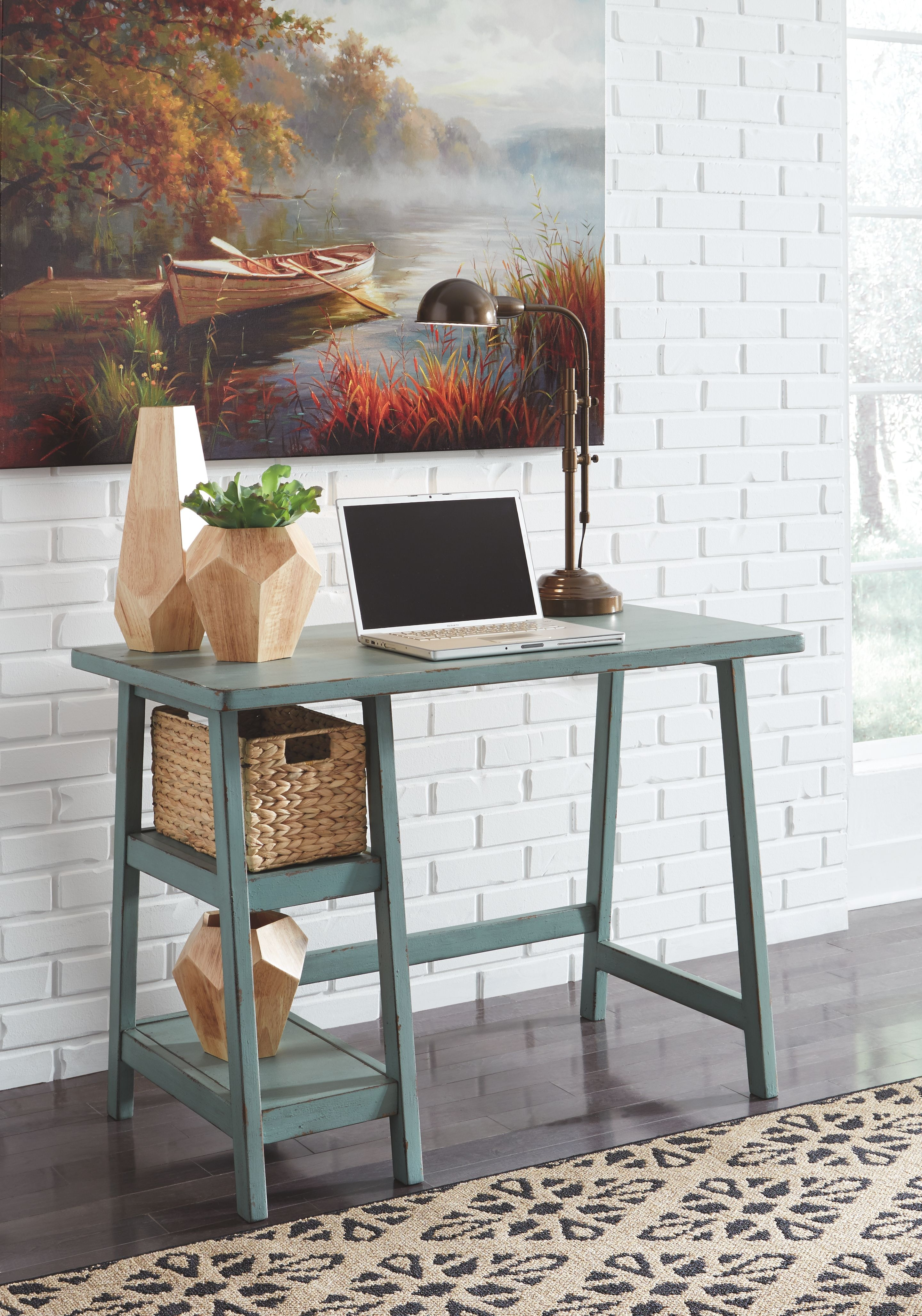 Signature design by ashley home office small desk h505 710