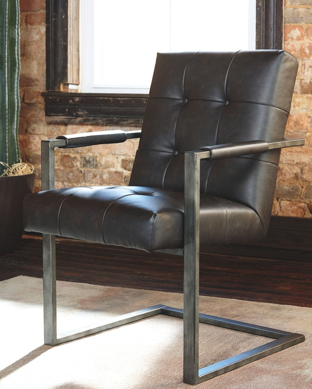 Signature Design By Ashley Starmore Home Office Desk Chair H633 02a Markson S Furniture