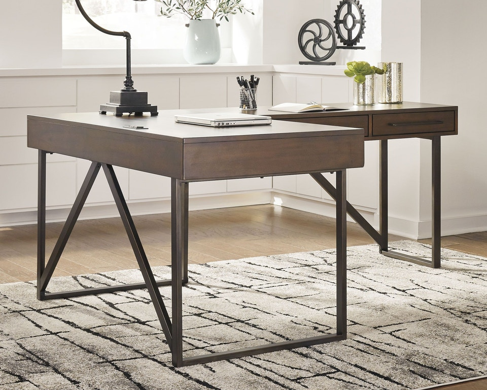 Starmore 2 Piece Home Office Desk