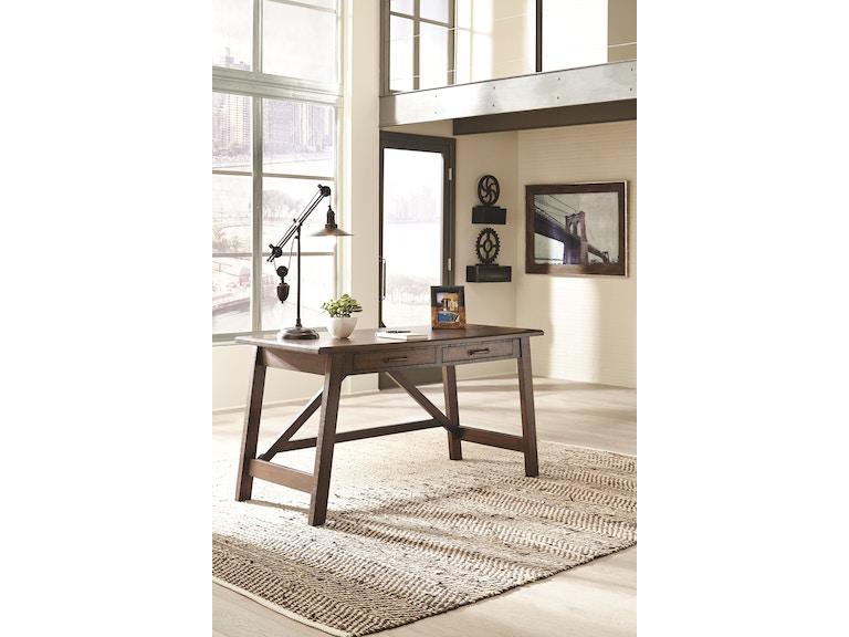Signature Design By Ashley Home Office Large Leg Desk H675 44