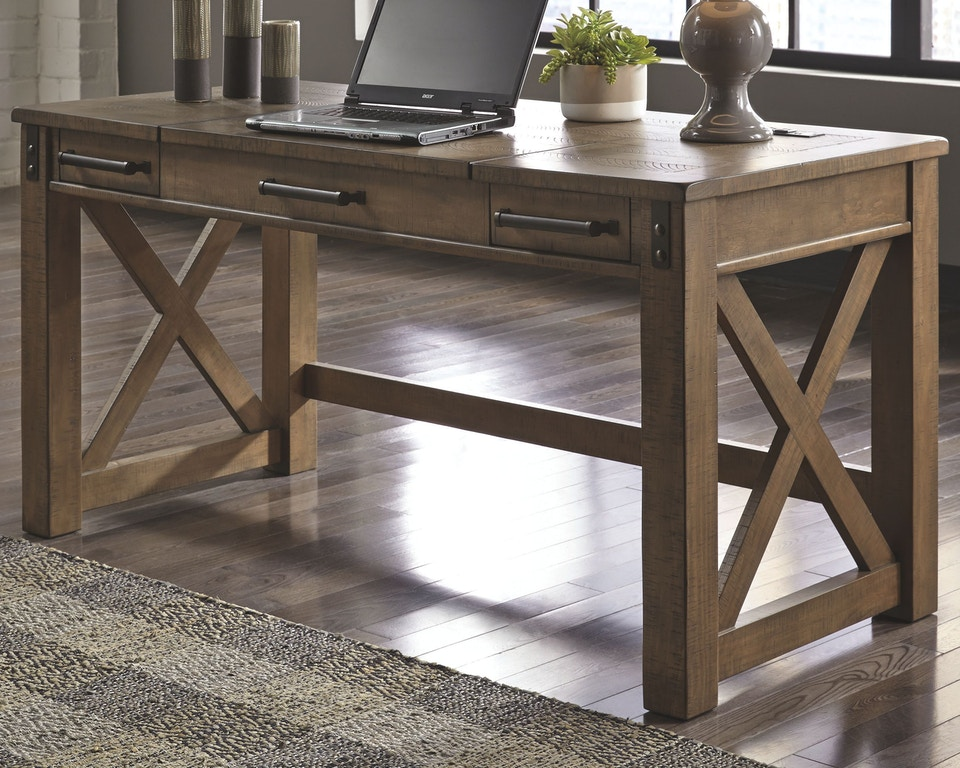 Fine Signature Design By Ashley Aldwin Home Office Desk Pdpeps Interior Chair Design Pdpepsorg
