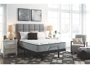 Sierra Sleep Mattresses California King Mattress M63151 - Morris
