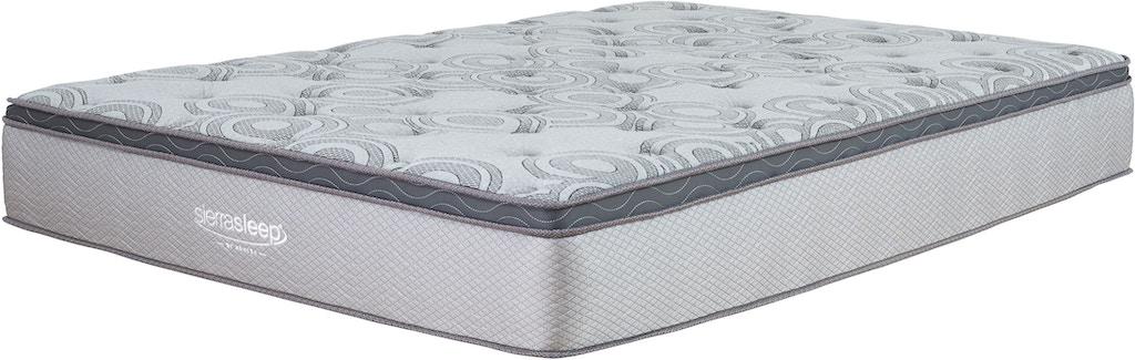 Sierra Sleep Mattresses Augusta Full Mattress M89921 Capperella Furniture Bellefonte And