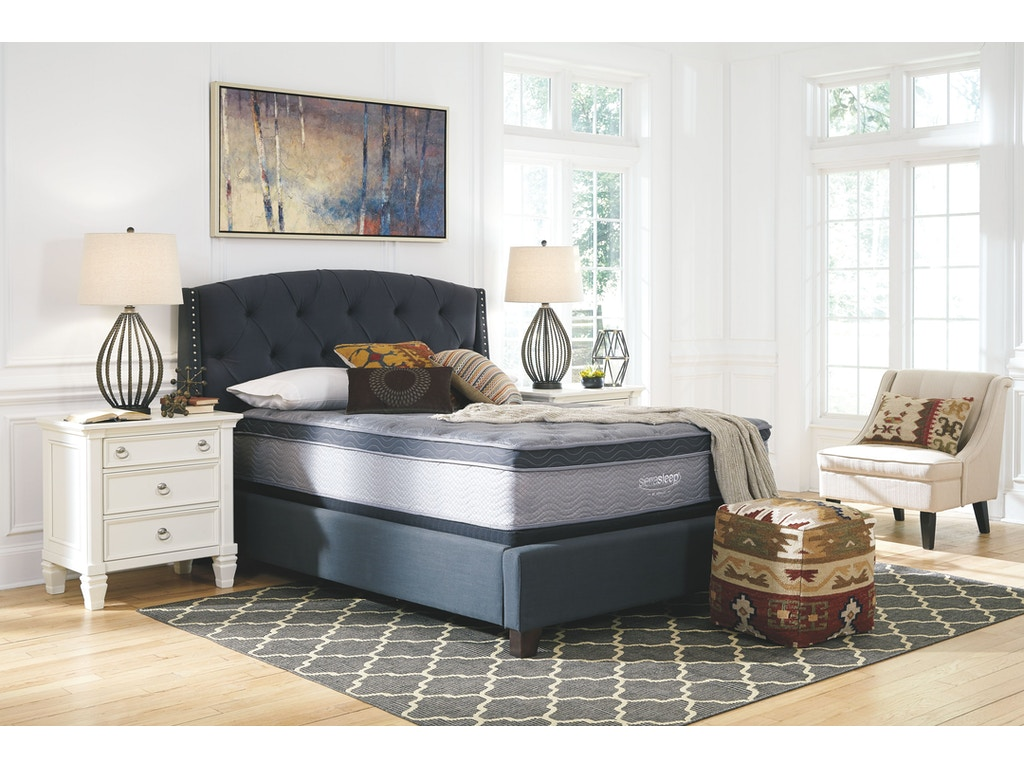signature design by ashley mattresses queen mattress. Black Bedroom Furniture Sets. Home Design Ideas