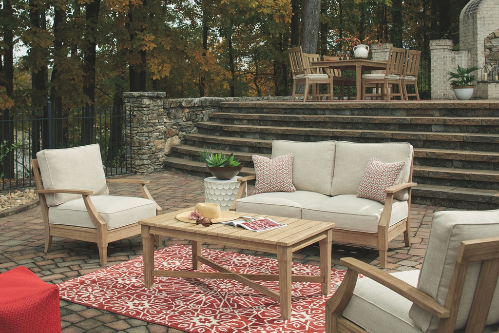 Signature Design By Ashley Outdoor Patio Clare View
