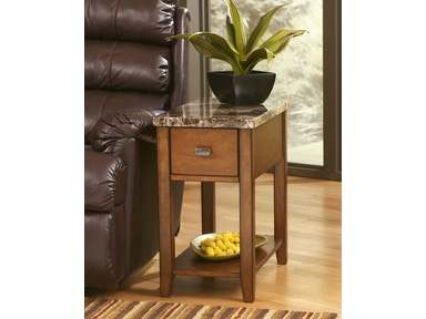 Signature Design by Ashley Chair Side End Table T007-158