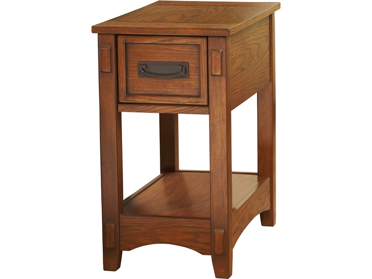 Signature Design By Ashley Living Room Breegin Chairside End Table