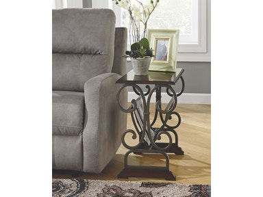 Living Room Tables - Sides Furniture & Bedding - Dora, Sumiton, and ...