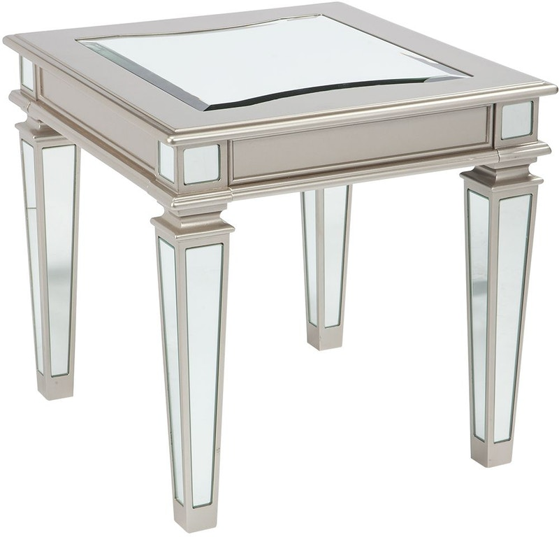Signature Design By Ashley Living Room Tessani End Table