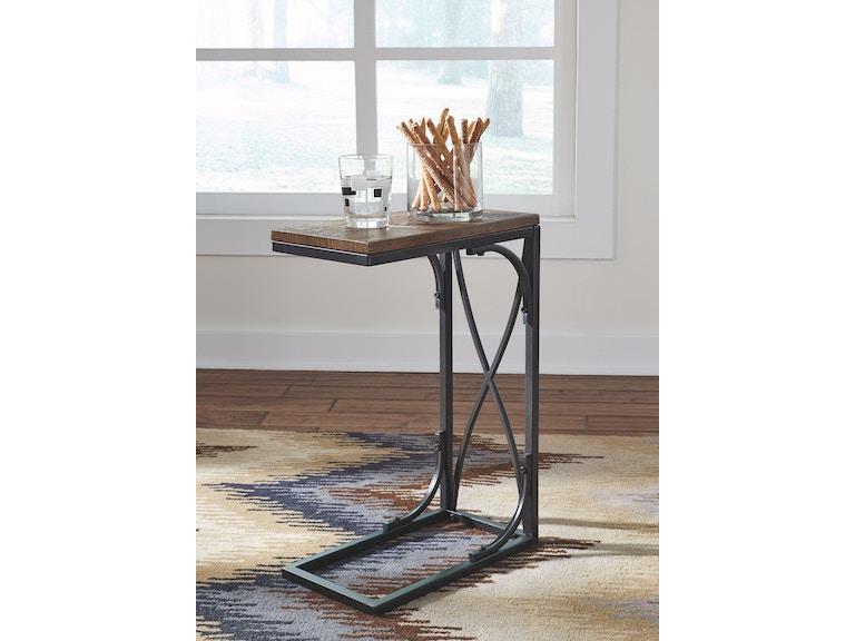 signature design by ashley living room chair side end table t106 117 at gavigan s furniture