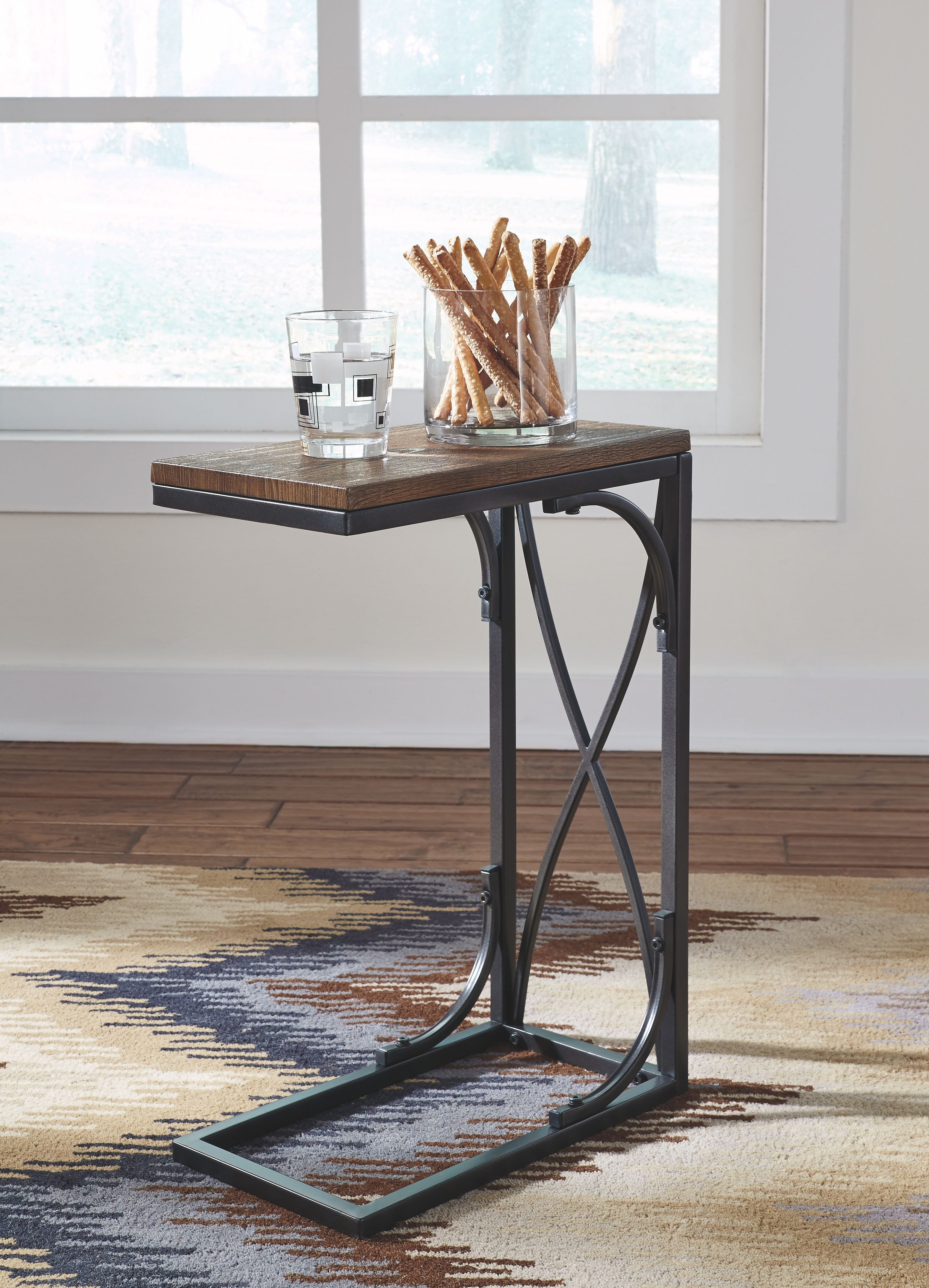 Signature Design By Ashley Living Room Chair Side End Table T106 117 At  Gaviganu0027s Furniture