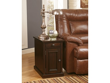 Signature Design by Ashley Chair Side End Table T127-551