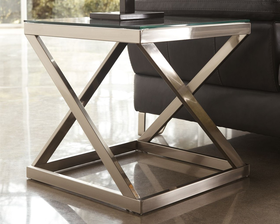 Signature Design By Ashley Living Room Coylin End Table