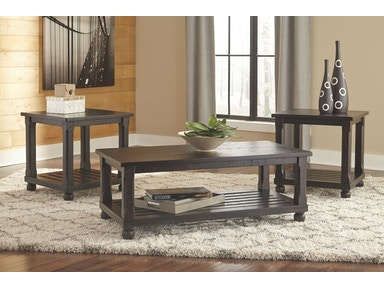 Signature Design by Ashley Occasional Table Set (3/CN) T145-13