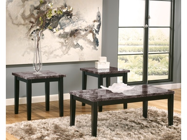 Signature design by ashley living room occasional table - Hilton furniture living room sets ...