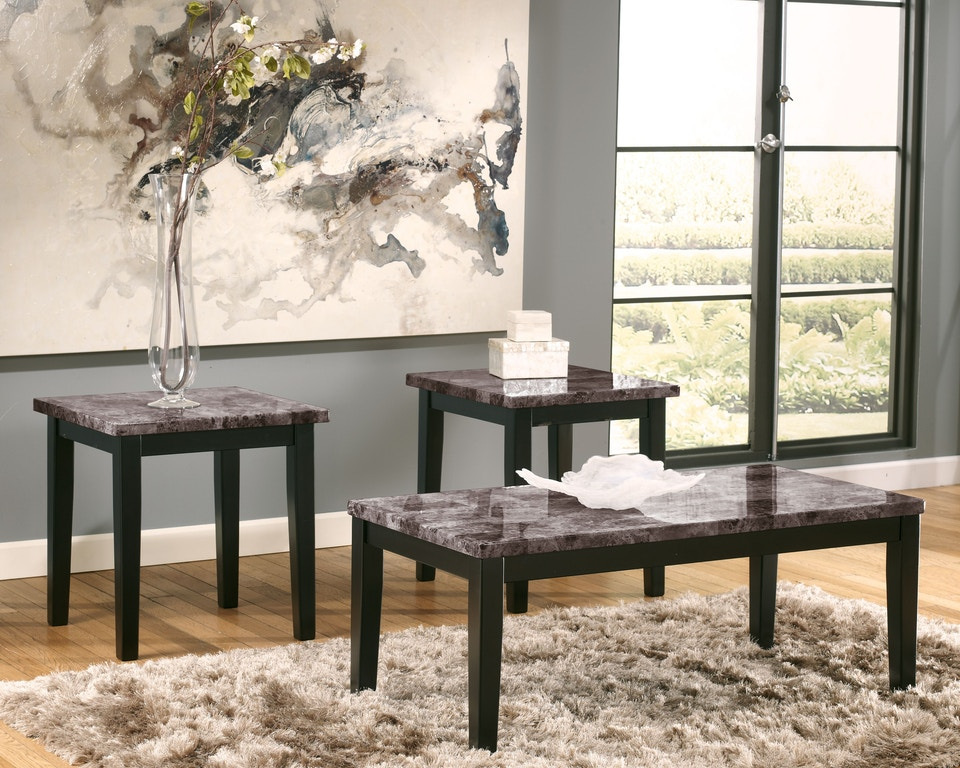 Hansen S Exclusives Living Room Occasional Table Set 3 Cn
