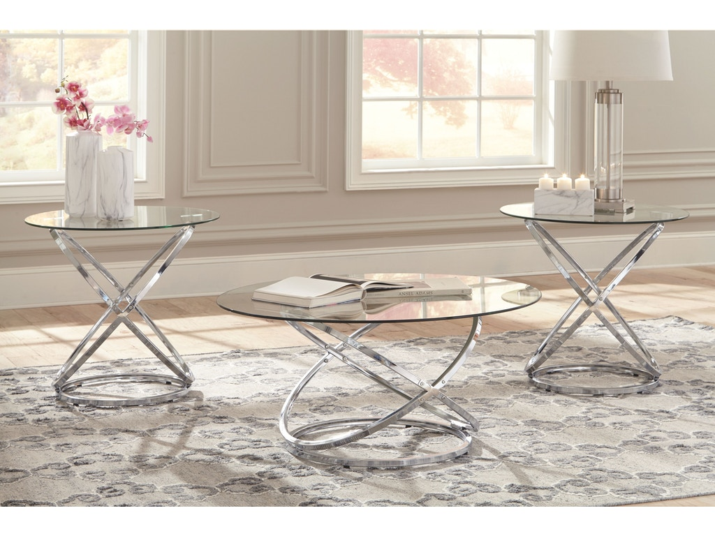 Signature Design By Ashley Living Room Occasional Table