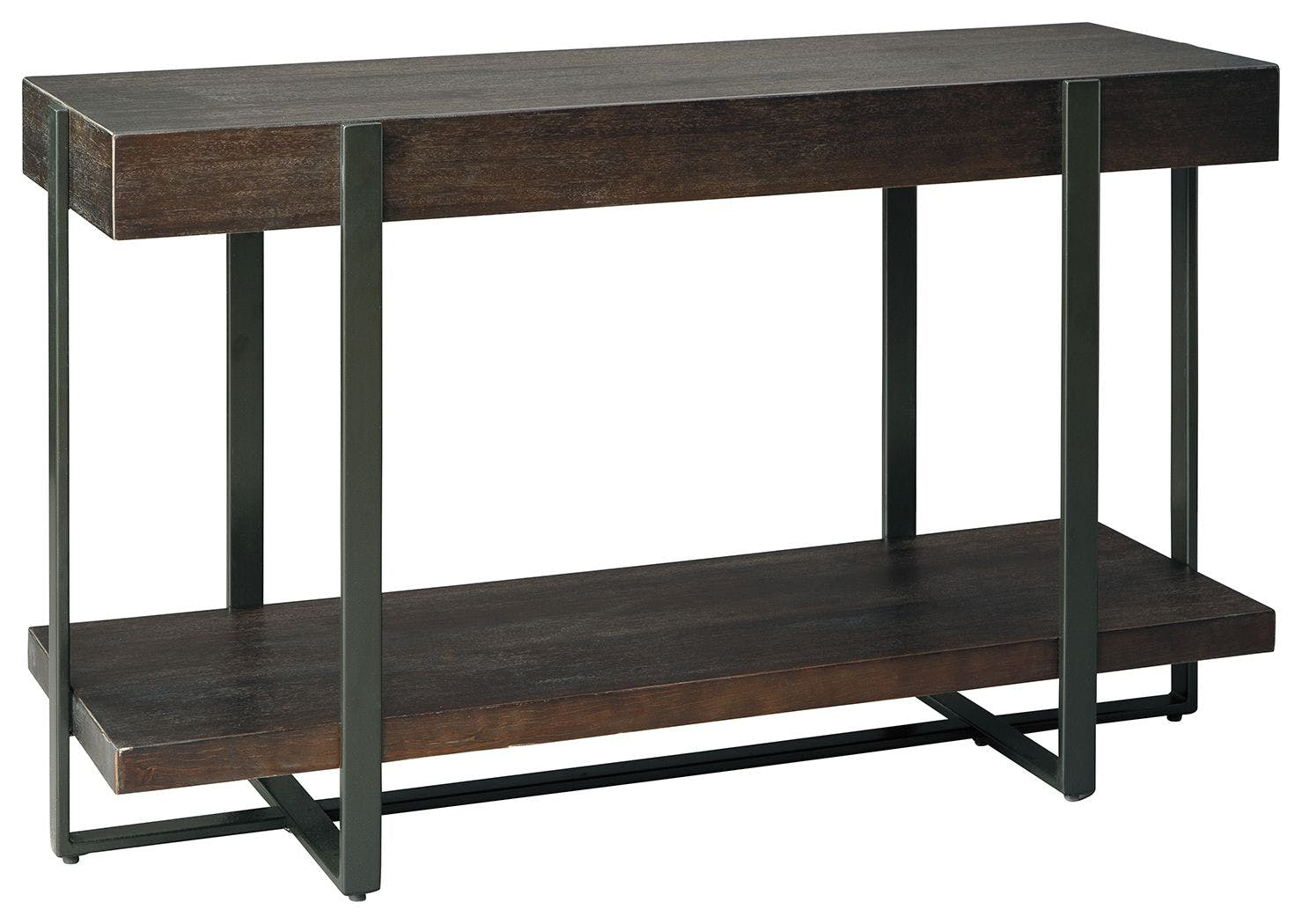 Signature Design By Ashley Living Room Drewing Sofa Console Table T321 4 Markson S Furniture