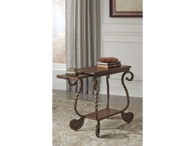 Signature Design by Ashley Chair Side End Table T382-7