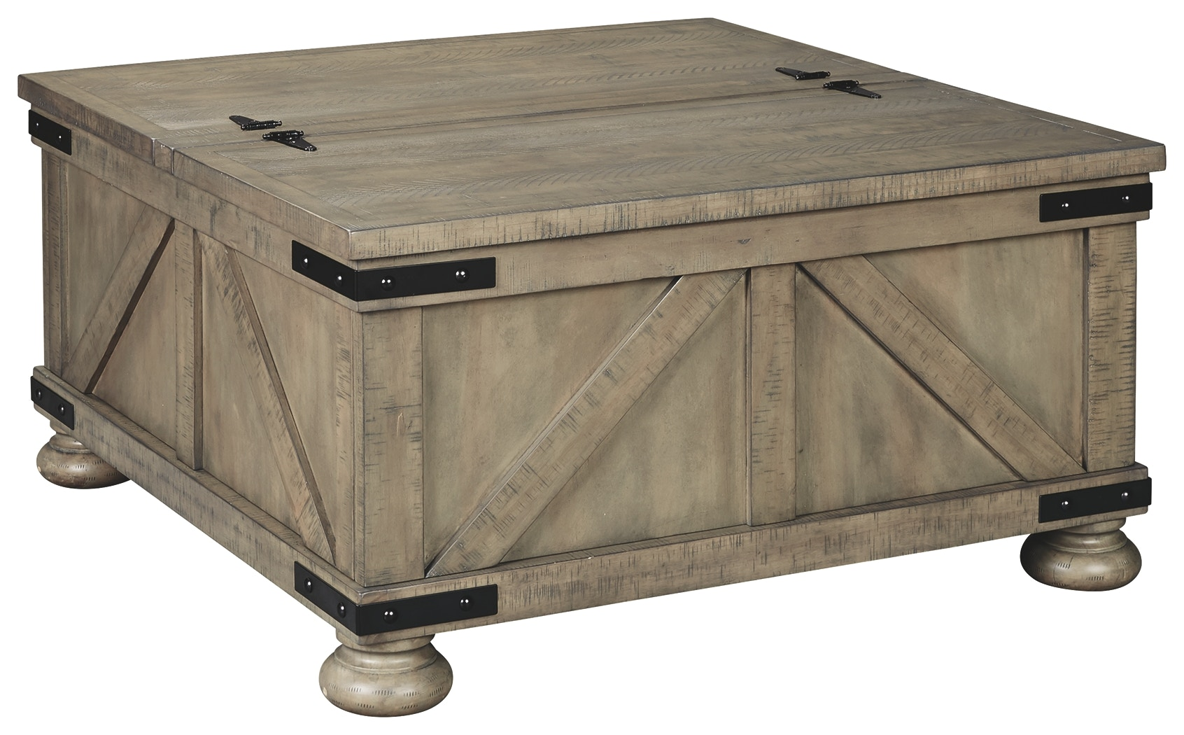 Signature Design By Ashley Living Room Aldwin Coffee Table With Lift Top  T457-20 - Markson's