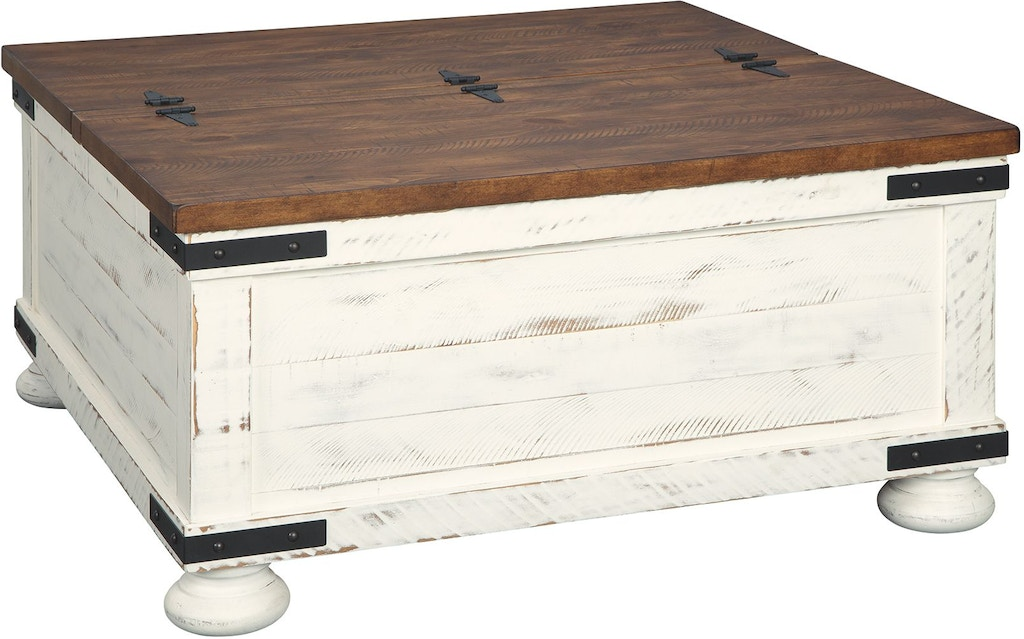 Signature Design By Ashley Living Room Wystfield Coffee Table