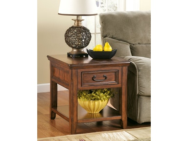 Signature Design by Ashley Rectangular End Table T478-3