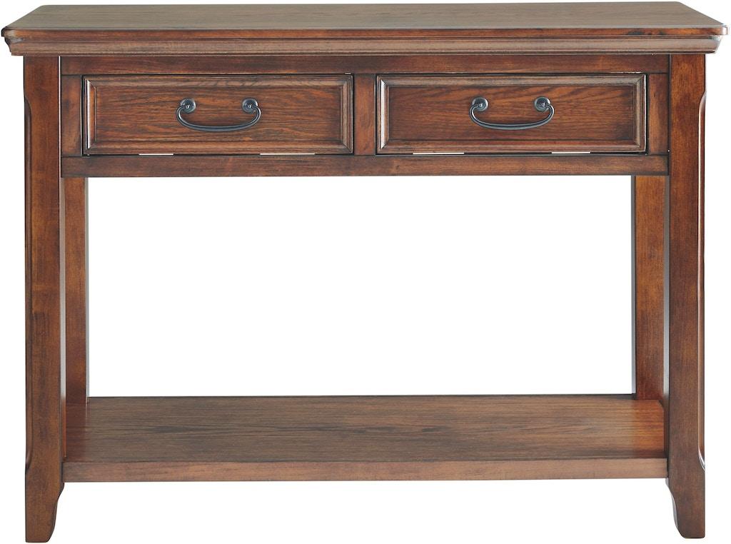 Signature Design By Ashley Living Room Woodboro Sofa