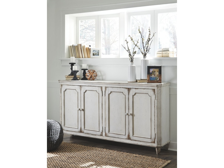Signature Design By Ashley Bedroom Door Accent Cabinet Fulton Stores Brooklyn Ny
