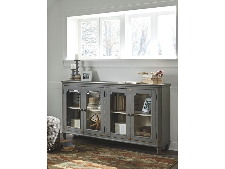 Signature Design By Ashley Bedroom Door Accent Cabinet T505 662