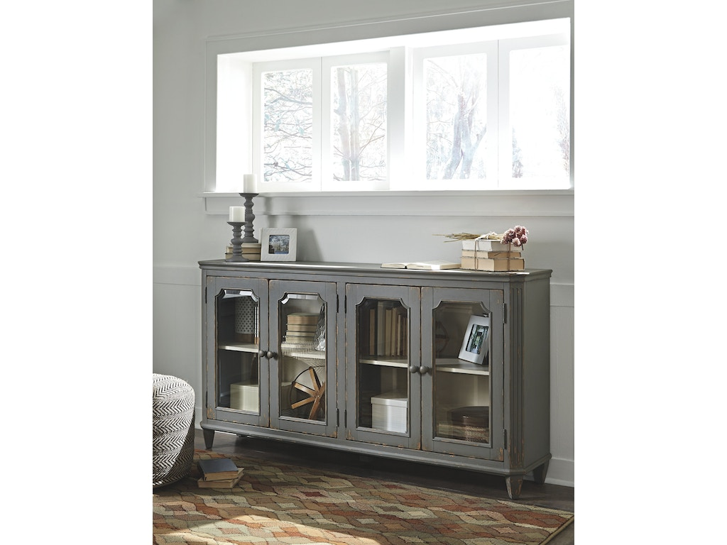Signature Design By Ashley Bedroom Door Accent Cabinet T505 662 New Look Furniture Lake