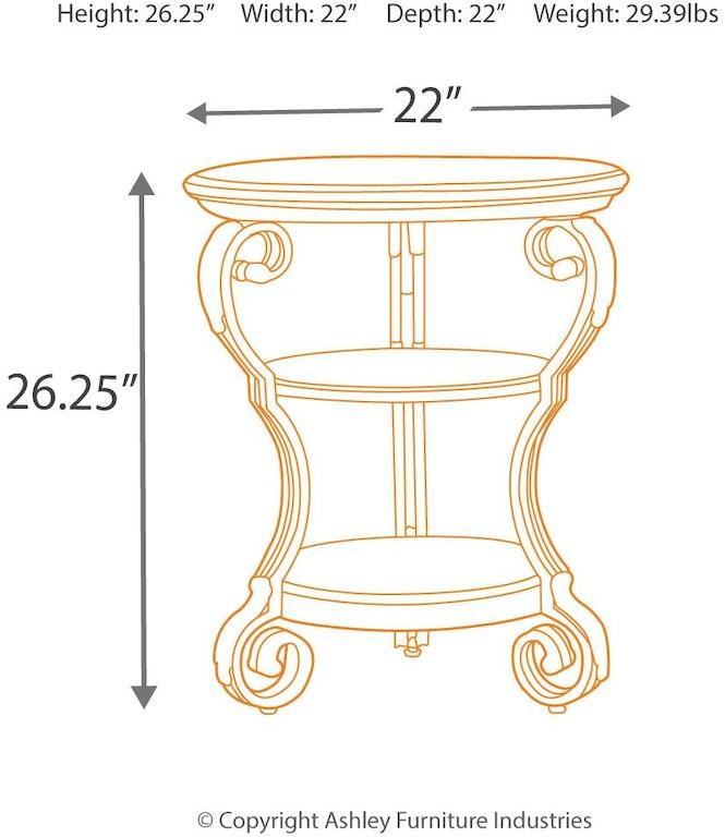 Strange Signature Design By Ashley Living Room Nestor Chairside End Download Free Architecture Designs Terstmadebymaigaardcom