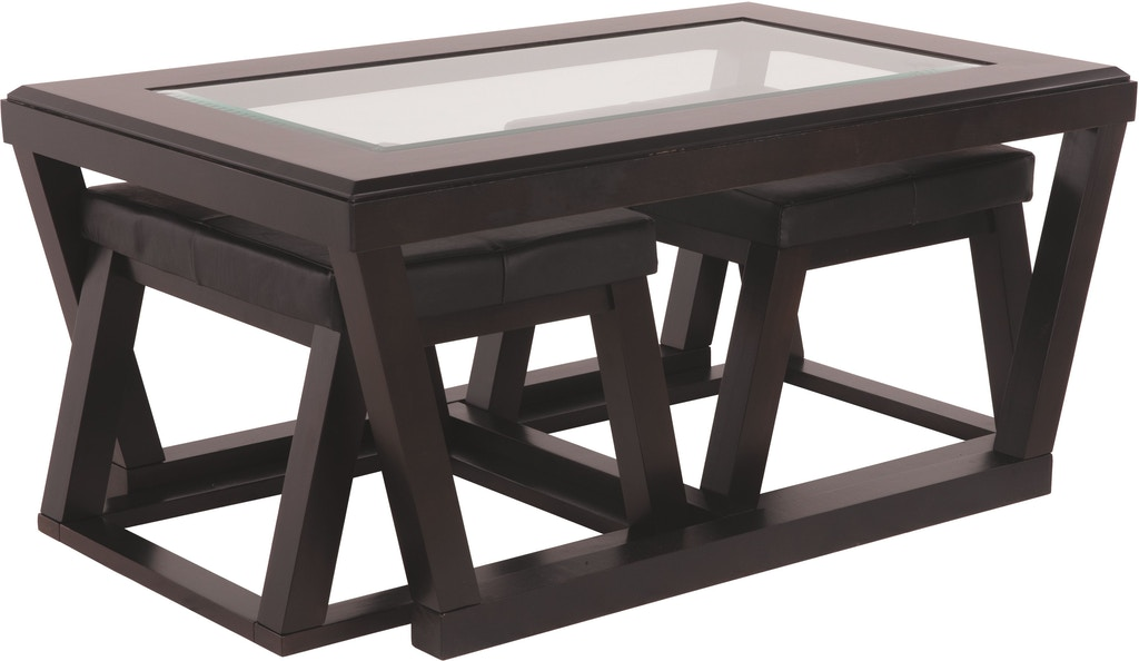 Signature Design By Ashley Living Room Kelton Coffee Table
