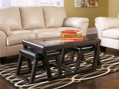 Living Room Stools - Evans Furniture Galleries - Chico & Yuba City ...