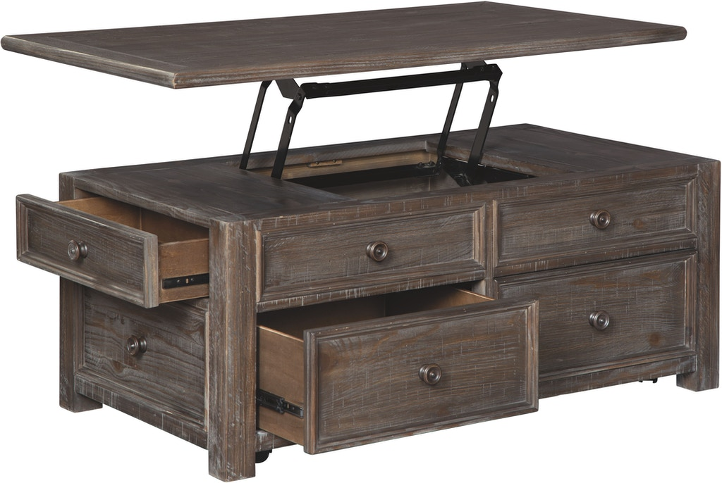 Signature Design By Ashley Living Room Wyndahl Coffee Table