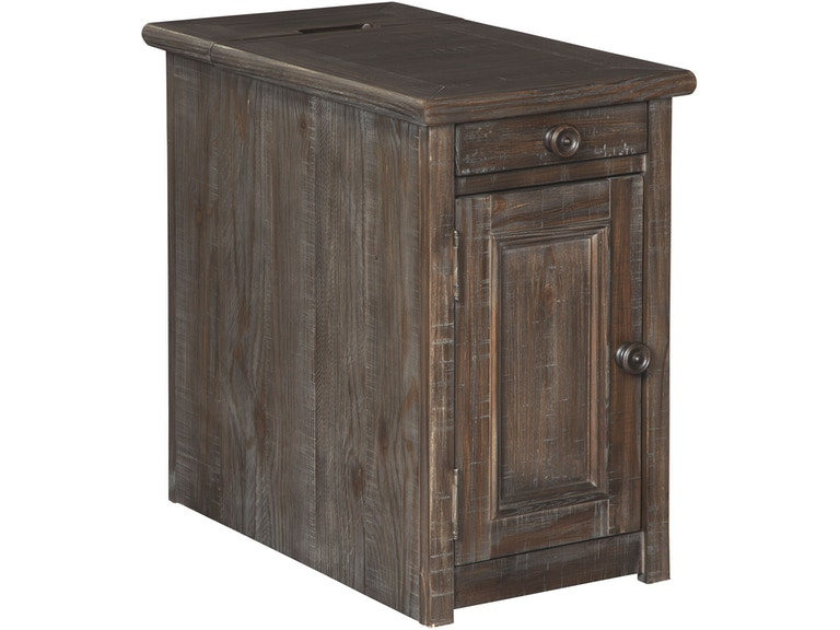Signature Design By Ashley Living Room Wyndahl Chairside End Table T648 7 Capital Discount