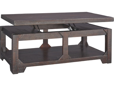 Hindell Park Coffee Table.Signature Design By Ashley Coffee Tables Hennen Furniture St