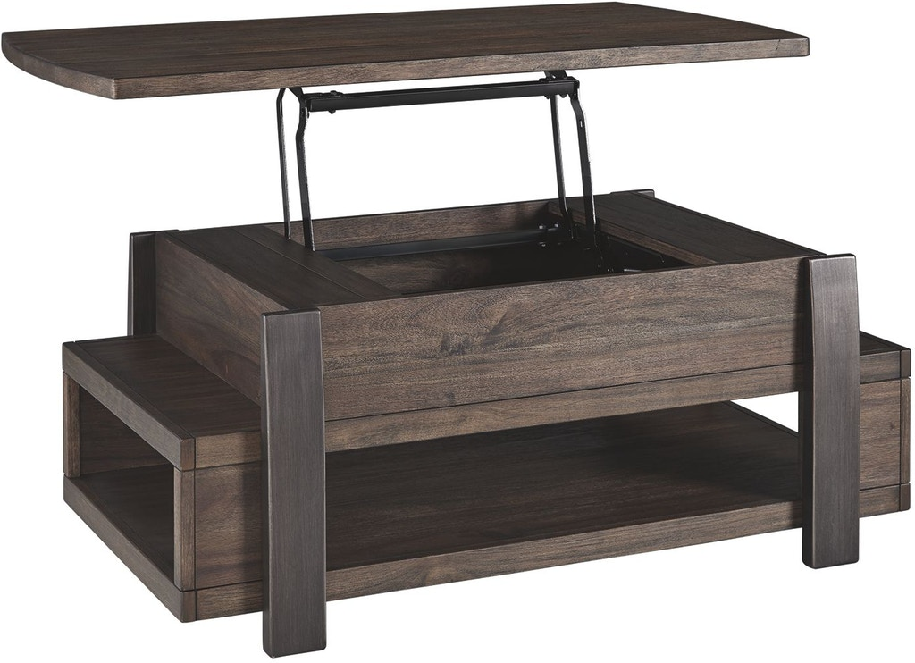 Signature Design By Ashley Living Room Vailbry Coffee Table